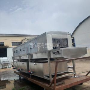 供用諸城瑞寶全自動洗筐機 XK-6000型分揀筐清洗機