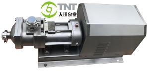 衛生雙螺桿平行泵 衛生級雙螺旋輸送泵 食品醫藥專用雙螺旋輸送平行泵
