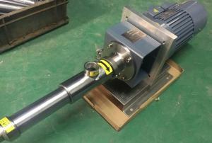 CG型强自吸式螺杆泵(卫生食品级)