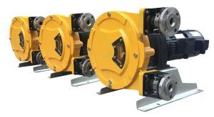 SPX型工業軟管泵,蠕動泵