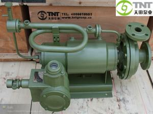 NSP型化工屏蔽电泵