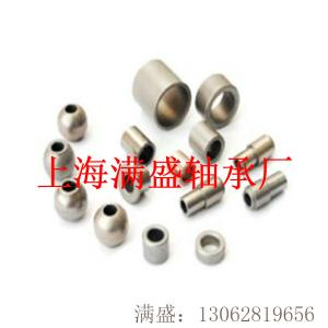 FU-3铜铁合金粉末冶金压制油润滑轴套衬套