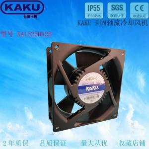 KAKU KA1525HA2B Ball 220V 0.28A 配電柜散熱風機 自動化風扇