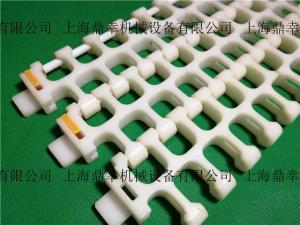 300轉彎型PP塑料模組輸送帶