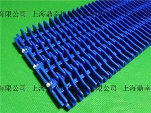 S900平格平板凸肋模块塑料网带链