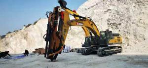岩石钻裂一体机全液压挖改钻机凿岩矿山开采静态工程机械