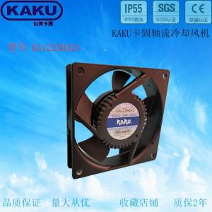 KAKU 轴流风机 KA1225HA2S 含油风机 5扇叶 尺寸120*120*25mm