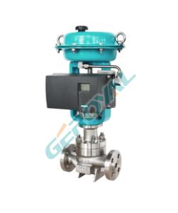 ZJHP气动薄膜单座调节阀|气动薄膜调节阀|气动单座调节阀-精欧控制阀门