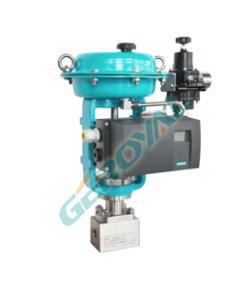 ZJHW气动小流量调节阀|气动微小流量调节阀|气动针阀-精欧控制阀门