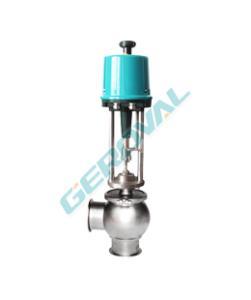电动卫生调节阀|卫生级电动调节阀-精欧控制阀门