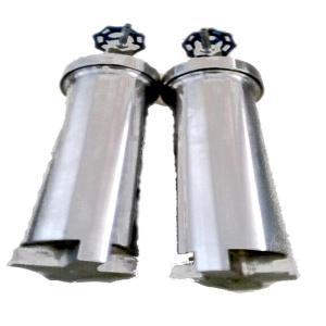 不锈钢煤样罐800ML