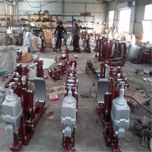 恒阳重工 煤矿皮带机配套  隔爆型电力液压推动器