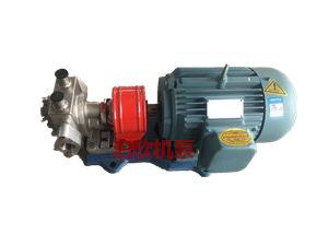泊欣研發小流量齒輪泵特色產品