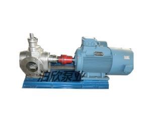 沥青保温泵的使用方法及性能