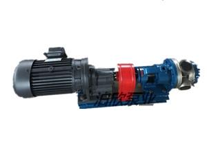 高粘度泵的性能說明