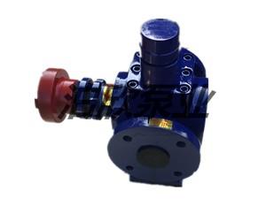 不銹鋼齒輪泵進入顆粒怎么解決