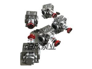 耐用不锈钢齿轮泵