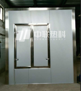 四川黄花菜烘干机中联热科环保节能干燥箱房空气能热泵设备