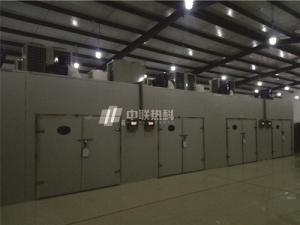 漯河玫瑰烘干项目,指定供应商中联热科烘干机效果好放心