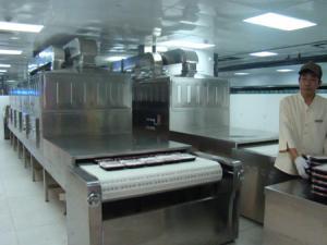 微波滅菌設備原理