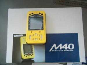 現貨代理美國英思科M40四合一氣體檢測儀