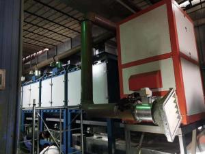 VOCS大氣處理設備,噴漆房廢氣處理設備,催化燃燒設備