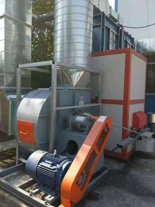 化工有機廢氣處理設備 咸寧有機廢氣處理 樂途環保