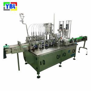 醫藥、食品、化妝品、酒劑等行業ZGX-110全自動液體灌裝旋蓋機