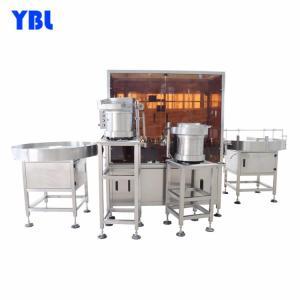 5-15ml易佰聯ZGX-160灌裝機廠家 小型液體灌裝機