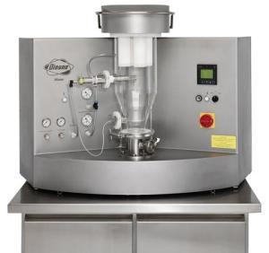 实验室流化床(喷雾造粒干燥机)