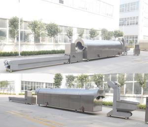 许昌智工全自动流水线炒药机品质保证
