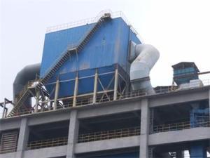 除塵器A的處理氣體量為3Q 取代布袋除塵器
