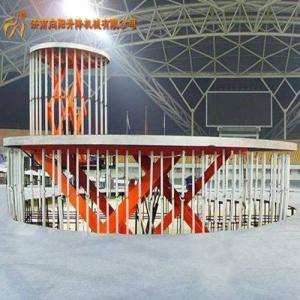 固定式升降舞台液压电动升降台小型舞台升降机