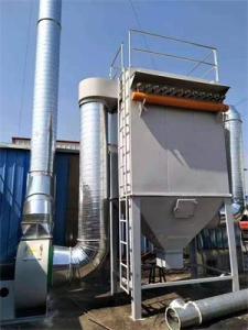 布袋除尘器风道压力损失计算 砖瓦脱硫除尘器
