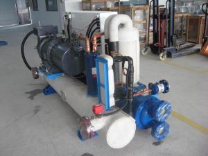 低溫螺桿式冷水機 BCY-100WSD