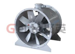 JSF低噪聲軸流風機