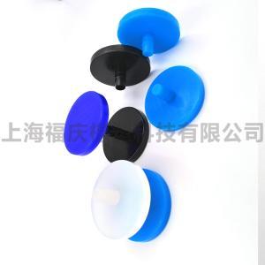 上海厂家直供 硅橡胶阀座 流体设备专门 多色可选 可定制橡胶件的拷贝