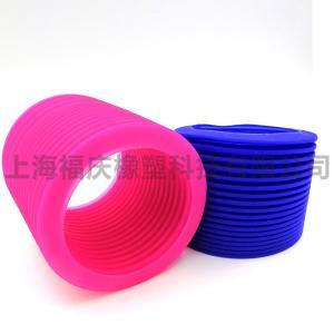 上海厂家直销耐磨伸缩管耐油波纹管橡胶护套可定制的拷贝的拷贝