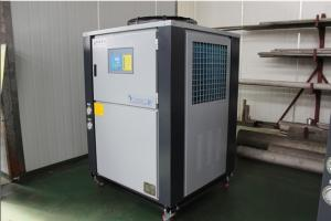 模具冷水机可以实现模具降温冷却