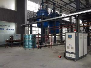 反应釜冷水机可以实现反应釜冷却降目的