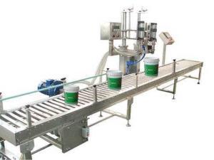 江蘇塑料桶灌裝機
