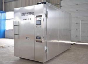 河南安久HTAJ-15立方定制環氧乙烷滅菌器口罩消毒口罩滅菌柜
