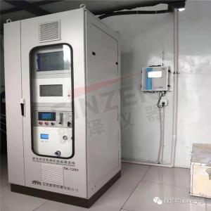 重汽VOC監測標準自動監控設備免費安裝調試