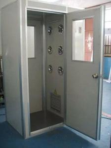 山东风淋室设备 山东风淋室价格 山东双人双吹风淋室