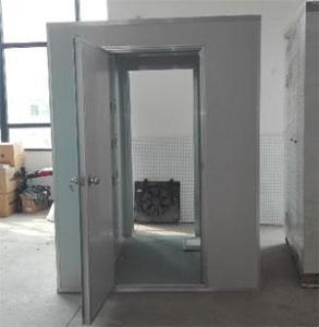 山东不锈钢双人双吹风淋室生产厂家直销 同质价低