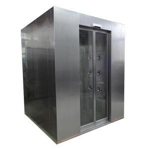 山東QS認證風淋室廠家 QS認證雙人雙吹風淋室類型報價