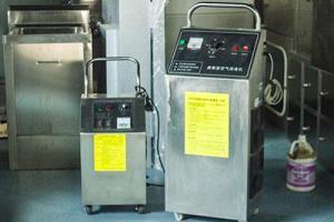 山東移動式臭氧機品牌 移動式臭氧發生器生產廠家