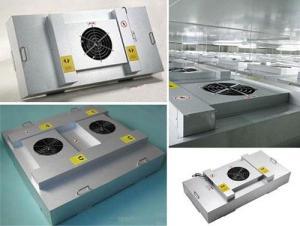 山東FFU過濾器廠家 風機過濾機組類型