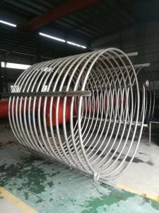 钛盘管,钛换热器,钛反应釜,钛合金设备
