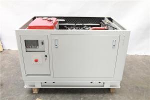 工廠用30千瓦靜音汽油發電機一小時耗油量